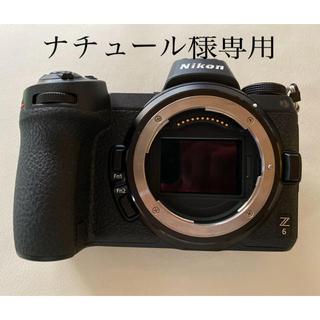 Nikon - ★ Nikon★ニコン★ミラーレスカメラ 一眼 Z6 ボディ ★