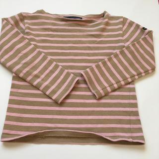 セントジェームス(SAINT JAMES)のセントジェームズ❤️可愛い秋色ボーダーT  130〜140(Tシャツ/カットソー)
