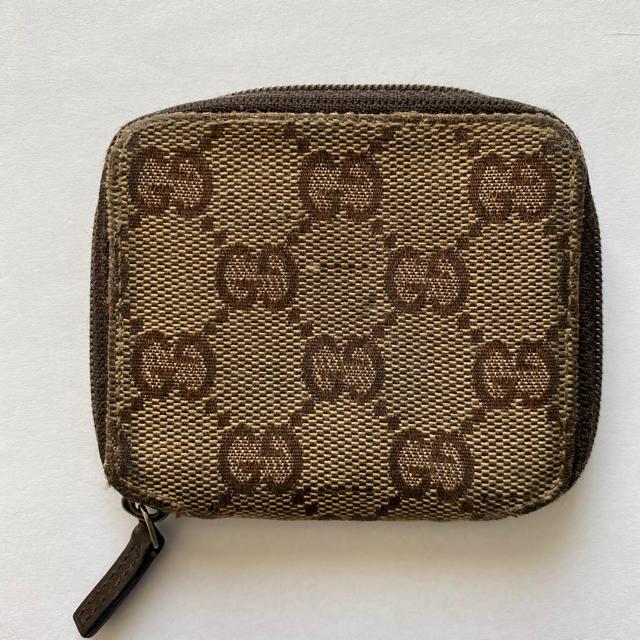 Gucci(グッチ)のGucci グッチコインケース レディースのファッション小物(コインケース)の商品写真