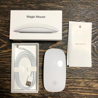 Apple - (使用回数3回)Magic Mouse2   マジックマウス2