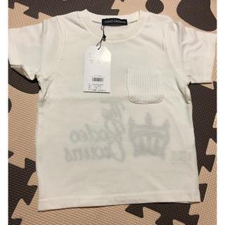 ロデオクラウンズワイドボウル(RODEO CROWNS WIDE BOWL)のRODEO 半袖 キッズM*(Tシャツ/カットソー)