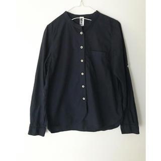 MARGARET HOWELL - MHL.スタンドカラーシャツ 美品