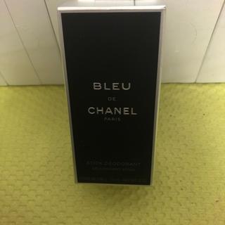 シャネル(CHANEL)の☆最速発送☆bleu de chanel 塗り塗り デオドラント☆新品未使用。(制汗/デオドラント剤)
