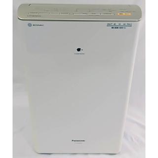 Panasonic - 【美品】ハイブリッド式除湿乾燥機 F-YC120HLX-N シルキーシャンパン