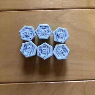カネボウ(Kanebo)のsuisai 酵素洗顔パウダー6個(洗顔料)