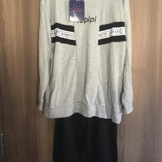 レピピアルマリオ(repipi armario)の【新品】 レピピアルマリオ 150 長袖 長ズボン(パジャマ)