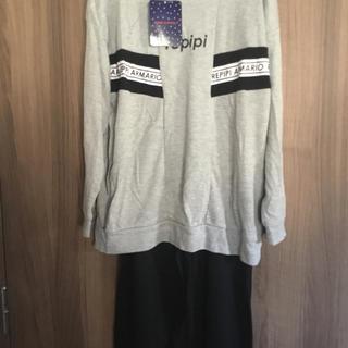 レピピアルマリオ(repipi armario)の【新品】 レピピアルマリオ 140 長袖 長ズボン(パジャマ)
