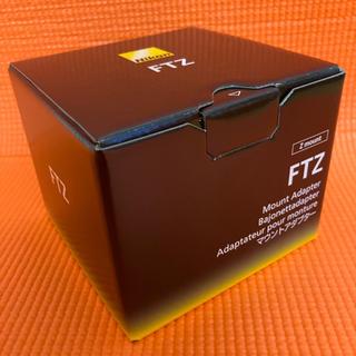 Nikon - 新品 ニコン マウントアダプター FTZ
