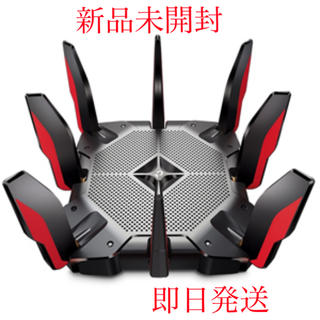 【新品未開封・売切】ARCHER AX11000 TP-Link 次世代wifi