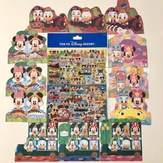 Disney - レア♡ ディズニーリゾート アトラクションシール