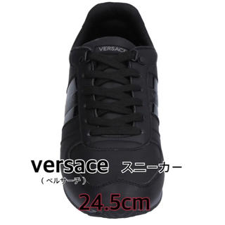 ヴェルサーチ(VERSACE)の【定価:¥26,800】versace ベルサーチ スニーカー (スニーカー)