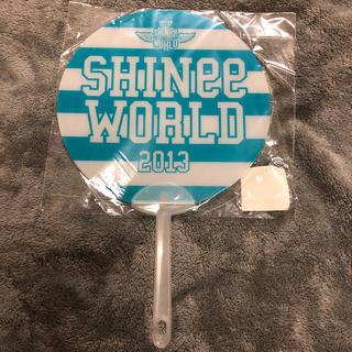 シャイニー(SHINee)のSHINee ライブグッズ うちわ(K-POP/アジア)