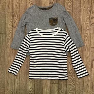 UNIQLO - ユニクロ Tシャツ 長袖 100