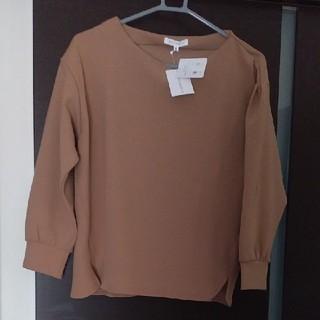 ザショップティーケー(THE SHOP TK)のシャツ スカート M フォーマル カジュアル(アンサンブル)