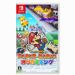 Nintendo Switch - 任天堂 Switch ペーパーマリオ オリガミキング ソフト