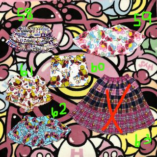 HYSTERIC MINI - スカート