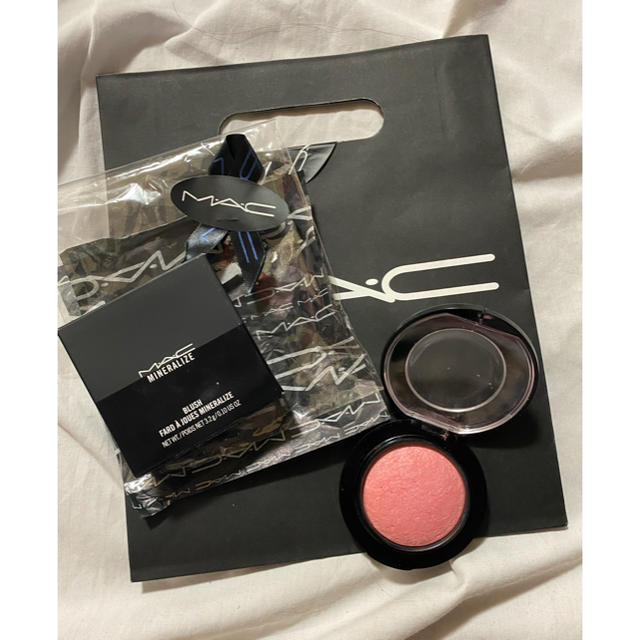 MAC(マック)のマック ミネラライズブラッシュデインティ コスメ/美容のベースメイク/化粧品(チーク)の商品写真