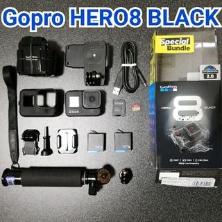 GoPro - 【美品・お得セット】GoPro HERO8 BLACK✨