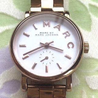 マークバイマークジェイコブス(MARC BY MARC JACOBS)のマークジェイコブス   ㉚ 腕時計・稼動品✨(腕時計)