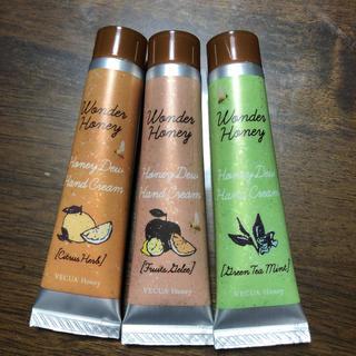 VECUA - 新品 ワンダーハニー 蜂蜜の森のハンドクリーム