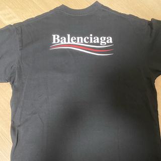 Balenciaga - バレンシアガ ロゴTシャツ Sサイズ