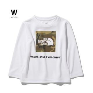 THE NORTH FACE - 【新品】ノースフェイス キッズ 130  ロングスリーブ   長袖Tシャツ