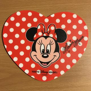 ディズニー(Disney)のマウスパッド ミニー ディズニー(PC周辺機器)