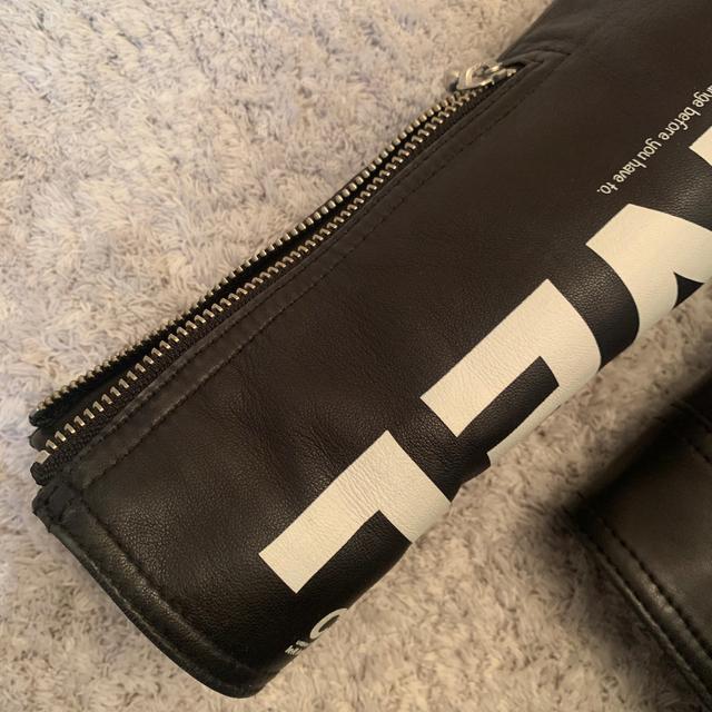 AKM(エイケイエム)の即完売attack the mind 7 ライダースジャケット レザージャケット メンズのジャケット/アウター(ライダースジャケット)の商品写真