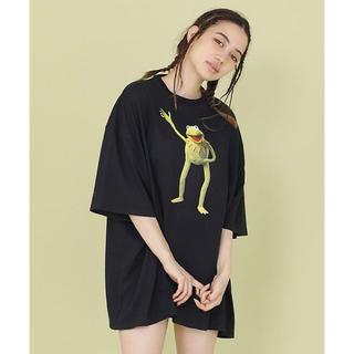 リトルサニーバイト(little sunny bite)のLSB/カーミットTシャツ(Tシャツ(半袖/袖なし))