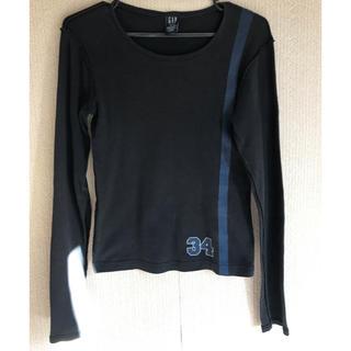 ギャップ(GAP)のGAP カットソー レディースXS キッズにも(Tシャツ(長袖/七分))