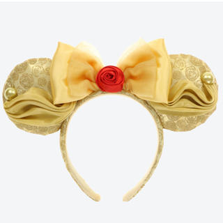 Disney - ディズニーランド 美女と野獣 カチューシャ