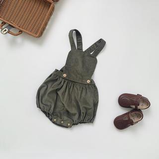Caramel baby&child  - コーデュロイ2wayサロペット 80 ロンパース