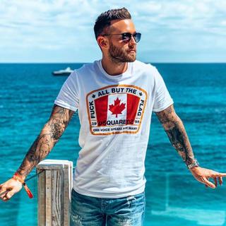 ディースクエアード(DSQUARED2)のDSQUARED2 18AW Tシャツ(Tシャツ/カットソー(半袖/袖なし))