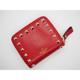 ヴァレンティノ(VALENTINO)の【早い者勝ち】VALENTINO  ロックスタッズ 二つ折り財布(財布)