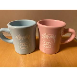 STUSSY - ステューシー マグカップ