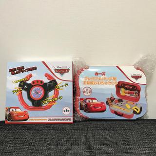 Disney - カーズ おもちゃセット 新品