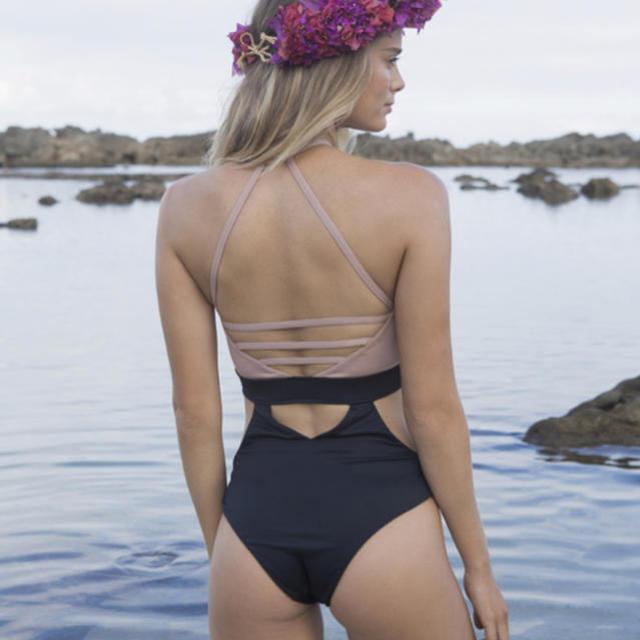 ALEXIA STAM(アリシアスタン)のALEXIA STAM ワンピース水着  レディースの水着/浴衣(水着)の商品写真
