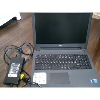 DELL - DELL 15.6インチ ノートパソコン Win10 第5世代Celeron