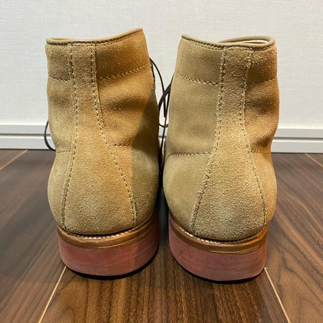 Alden(オールデン)のALDEN オールデンブーツ ロンハーマン別注 メンズの靴/シューズ(ブーツ)の商品写真
