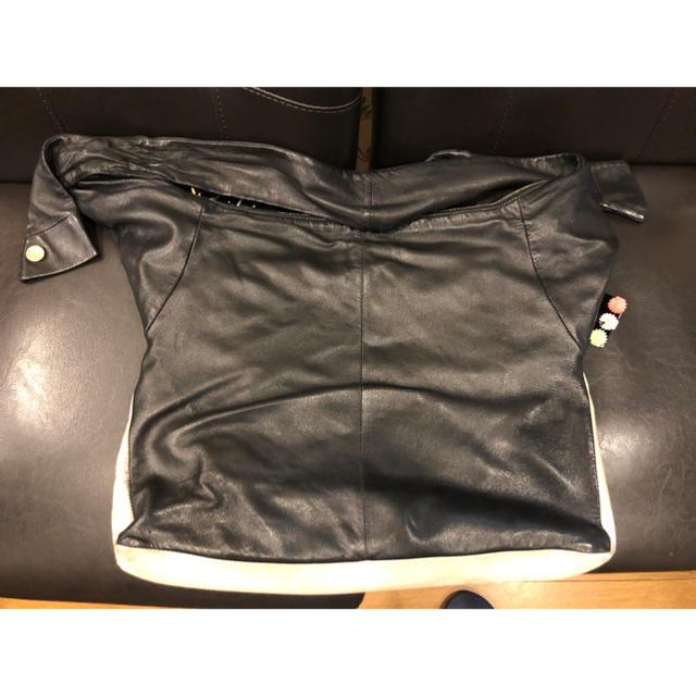 PEACEMINUSONE(ピースマイナスワン)のpeaceminusone ガールシャネル バッグ ジヨン メンズのファッション小物(その他)の商品写真