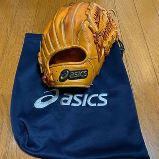 アシックス(asics)のアシックス 硬式 オールラウンダー グローブ 送料込み 野球 ベースボール(グローブ)