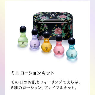 ANNA SUI - ANNA SUI ミニ ローション キット