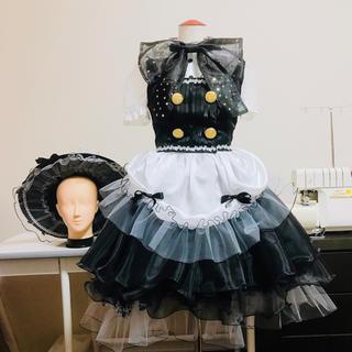 東方Project 霧雨魔理沙 コスプレ衣装(衣装一式)
