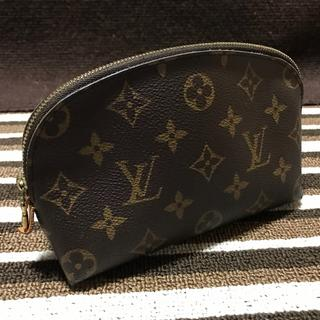 LOUIS VUITTON - 【極美品・正規品】ルイヴィトン・コスメティックポーチ