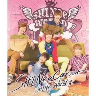 シャイニー(SHINee)の《 シャイニー SHINee World 2 In Seoul DVD 》(アイドル)
