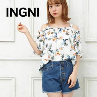 イング(INGNI)のINGNI / オフショルトップス(キャミソール)