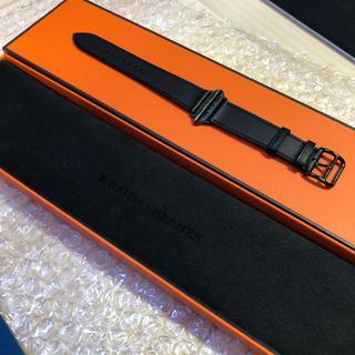 Hermes - 【未使用・送料込】Apple Watch 6 40mm エルメス レザーバンド
