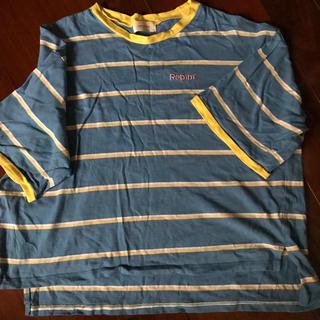 レピピアルマリオ(repipi armario)のレピピアルマリオ 半袖Tシャツ M(Tシャツ/カットソー)