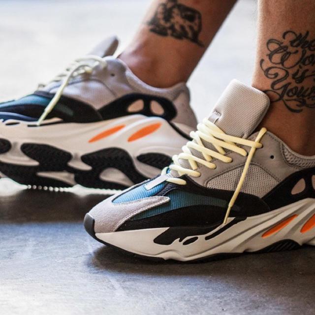 adidas(アディダス)の試着なし 29 YEEZY BOOST 700 Wave Runner メンズの靴/シューズ(スニーカー)の商品写真