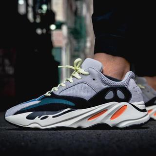 adidas - 試着なし 29 YEEZY BOOST 700 Wave Runner